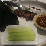 Grilled Wagyu (Thai) Beef Steak @ Emporium AnotherHound Cafe