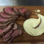 Chateaubriand Steak with Béarnaise Sauce