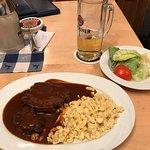 Sauerbraten - super zart und schmackhafte Soße