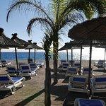 Strand (nicht Teil des Parador)