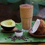 Coffee and Avocado Smoothie