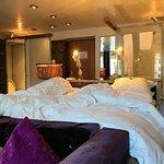 deluxe room with Matterhorn view