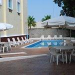 Alberca Hotel de Negocios Tampico Rio Vista Inn