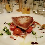 Beautiful Tuna steak