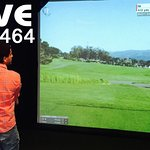 Parfive Indoor HD Golf Suite... As realistic as it gets!