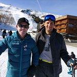 At Oxygene Ski school La Plagne