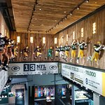 Photo of Green Bay Packer Hall of Fame