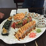 Never disappointed. The Minami Roll is the best!