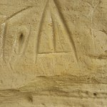 tipi petroglyph