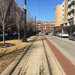 McKinney Avenue Trolley Foto