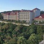Hualien FarGlory Hotel: view from room (taken 19 Dec 2016)