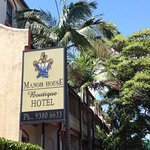Manor House Boutique Hotel Sydney Photo