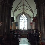 The Quire of Town Church, St. Peter Port, Guernsey