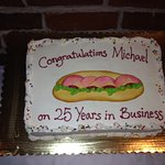 12/26/2011- Mike and Carmela's 25th Year Anniversary Owners of Vics Subs