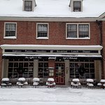 Aromas on a snowy afternoon. January 7, 2017 snow storm.