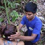 Suchipakari Amazon Rainforest Ecolodge Aufnahme