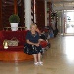 Hall de l'hôtel Saint Sauveur