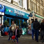 Bella Italia, Piccadilly, Manchester