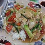 Chao Phrom Market照片