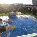 come descritto, le piscine sono molto belle