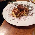 Tiramisu. Simply delicious.