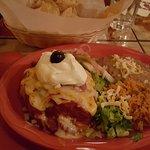 My plate, Chimchimangas???