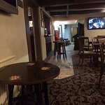 A wee pub glad I found it great pint Guinness and the bar staff great will be back YH YH