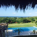 Foto de Las Plumerias Lodge and Surf