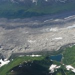 glacier gone