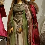 One of 78 Libbey Dolls on display