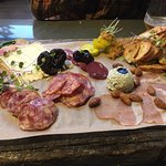 Meat and Cheese Board - Awesome!