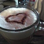 Café latte !!