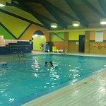 Bigger than average hotel pool