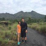 Lembongan Island (with Wayan Balik), hiking up Mt Batur and Tirta Empul Temple