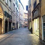 one of Lucca main streets nearby