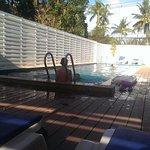 Foto de Maenam Bay Resort