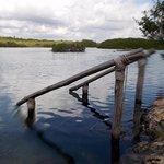 Yal-ku Lagoon Foto