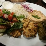 Mezza Mediterranean Grill