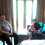 Novotel Surabaya Hotel and Suites Foto