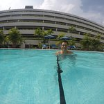 Pool time@Concorde Hotel Singapore