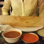 One big dosa!