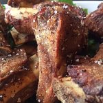 Salt and pepper ribs, Jake's At The Lake 109 South Shore Road, Lake Cowichan, British Columbia