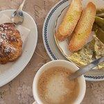 croissant, brunchy appetizers