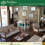 Foto de Sakli Bahce Cafe