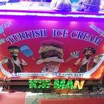 Turkish Icecreamman resmi