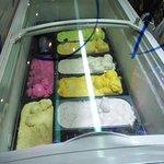 Flavours of Ice Cream
