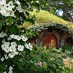 One last shot of a Hobbit dwelling