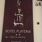 Foto de Hotel Plateria