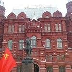 Monument to Marshal Zhukov