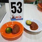 Sambal chilli